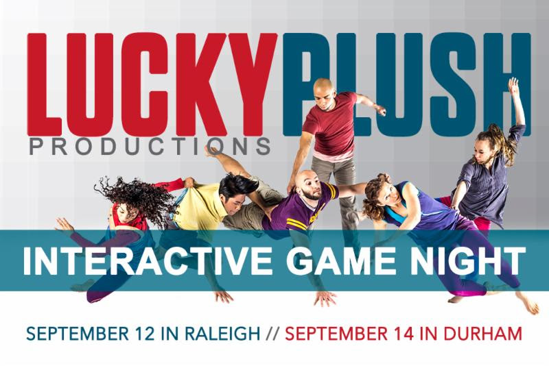 Game Night with Lucky Plush Productions