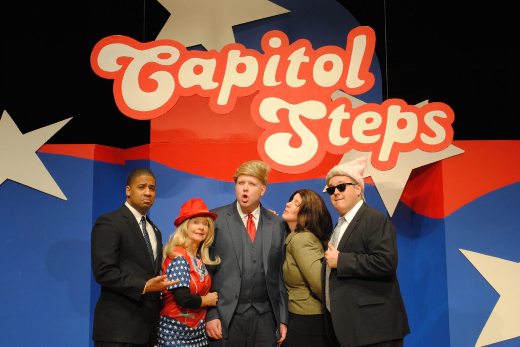 NC State LIVE presents Capitol Steps.