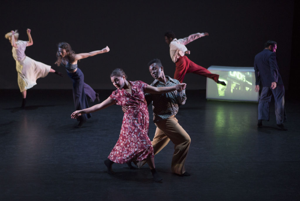 NC State LIVE presents David Rousseve. Photo by Rose Eichenbaum