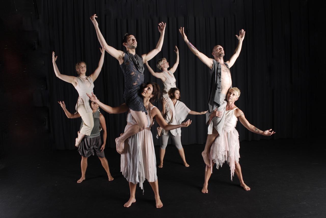 PARTNER EVENT: Math & Dance Collide in a new work.