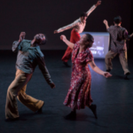 NC State LIVE presents David Rousseve's Halfway to Dawn on March 2. Photo by Rose Eichenbaum.