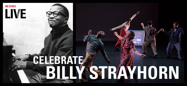 Celebrate Billy Strayhorn with NC State LIVE
