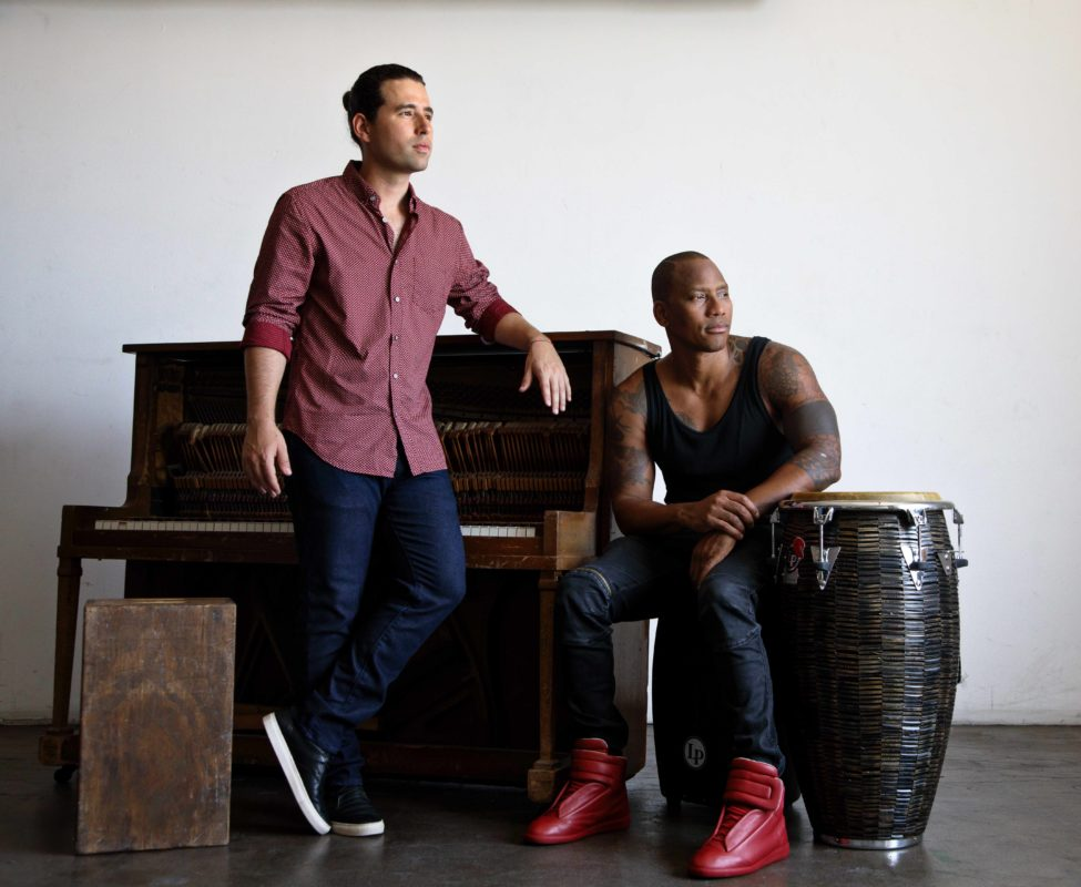 NC State LIVE presents Alfredo Rodríguez and Pedrito Martinez. Photo by Anna Webber.