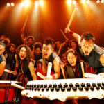 Yamato - The Drummers of Japan at NC State LIVE on February 28, 2020. Photo by Masa Ogawa.