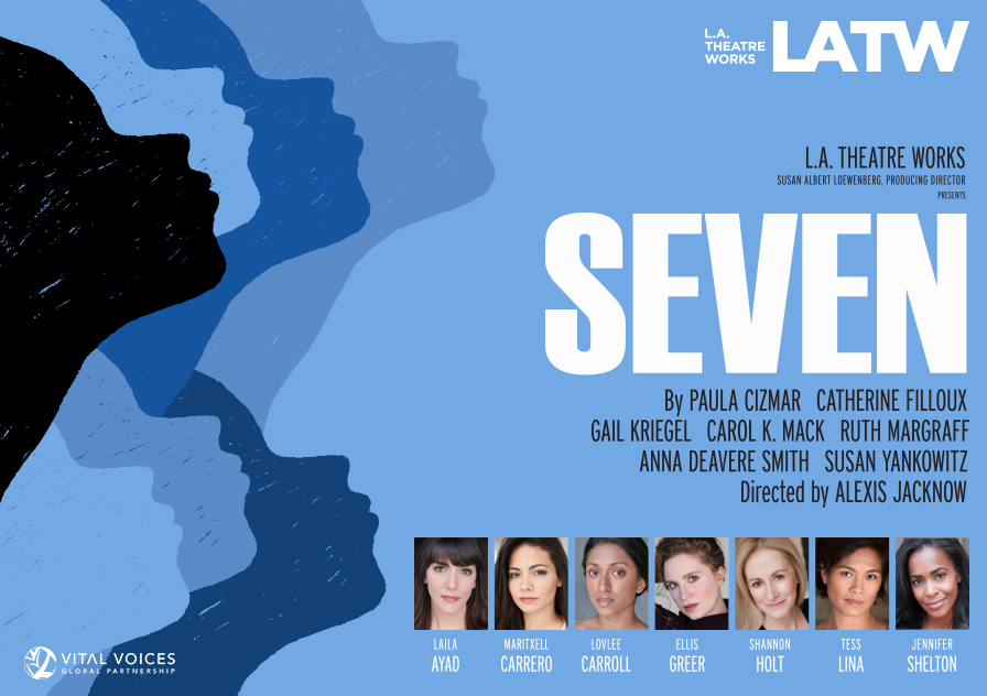 NC State LIVE presents SEVEN on March 26, 2020 at 8pm in Stewart Theatre