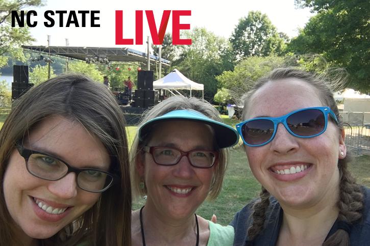 NC State LIVE team photo